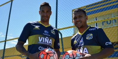 Everton intentará nacionalizar a Becerra para liberar cupos de extranjeros