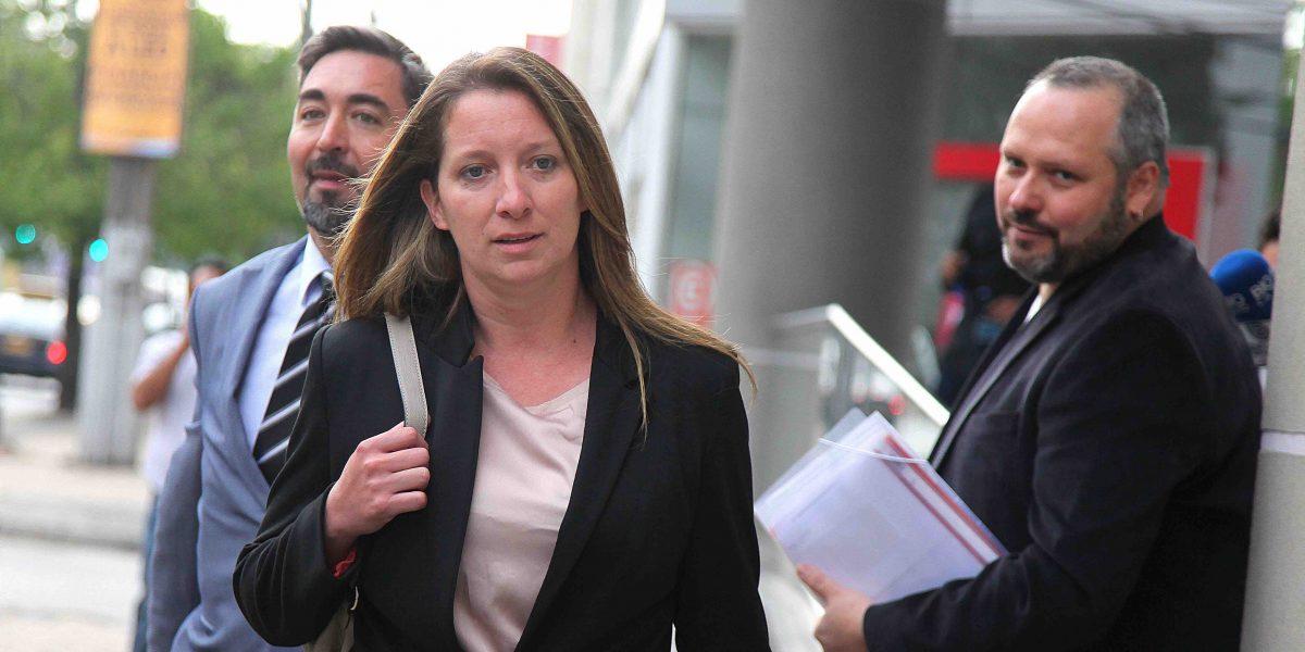 Postergan formalización de Natalia Compagnon por presunta estafa