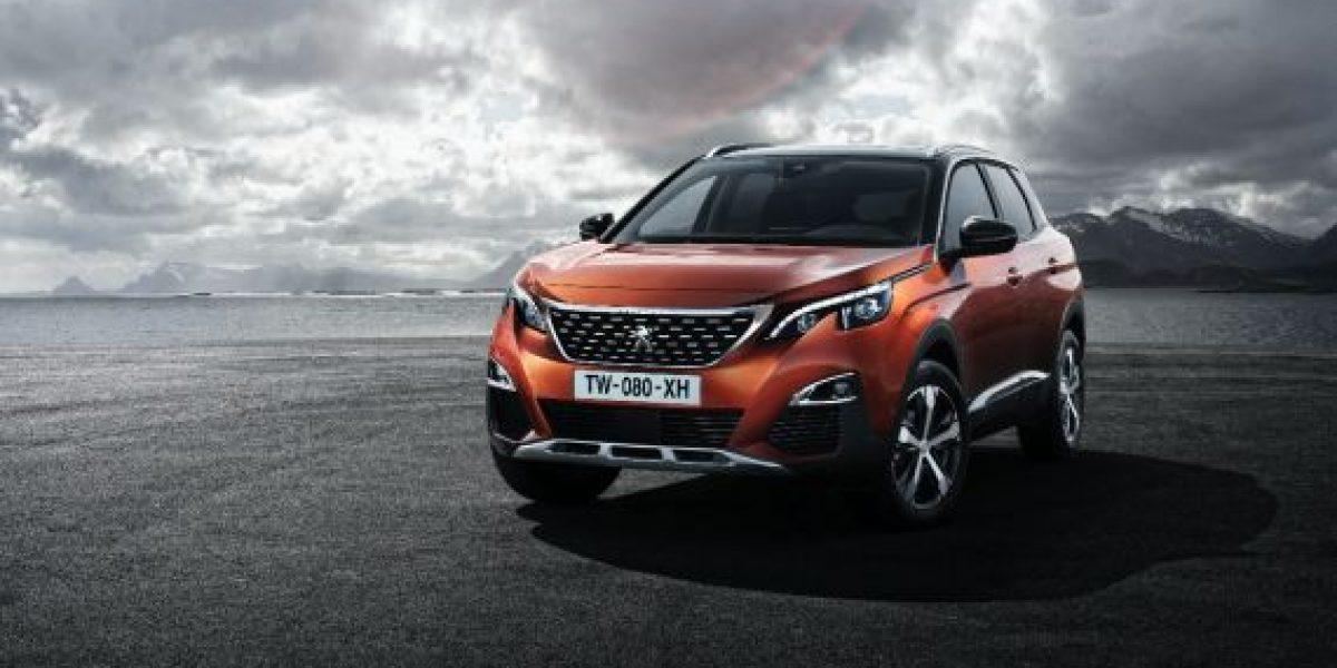 Llega a Chile el nuevo Peugeot 3008