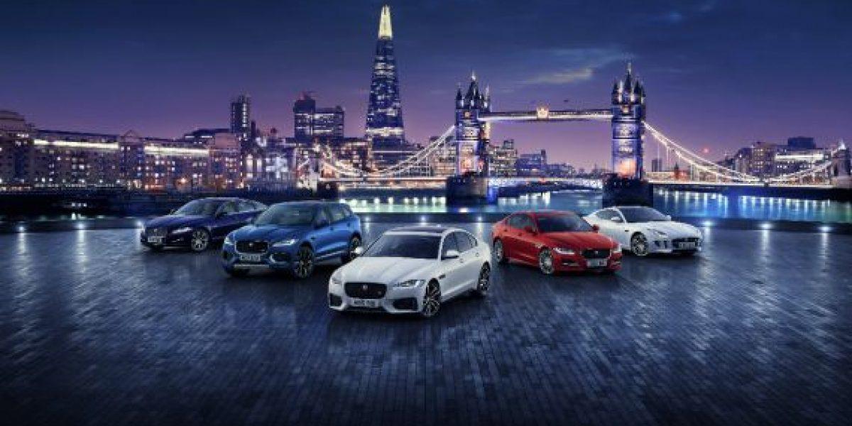 Jaguar logra cifras históricas en Chile