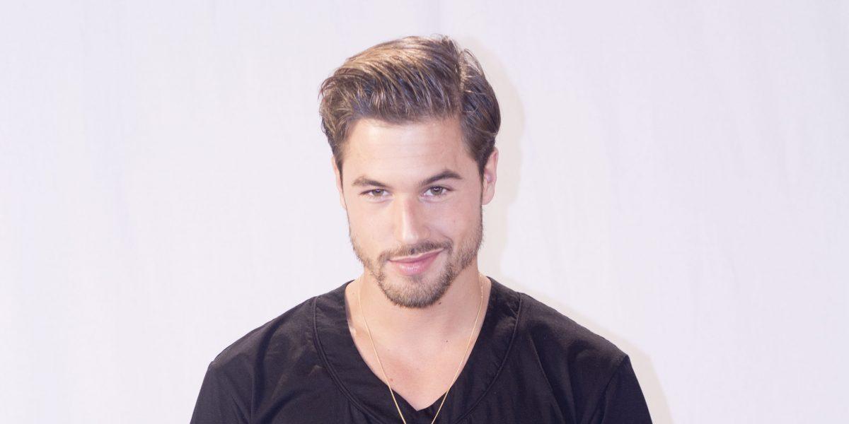 """Abraham García, de los reality de MTV a """"Doble tentación"""""""