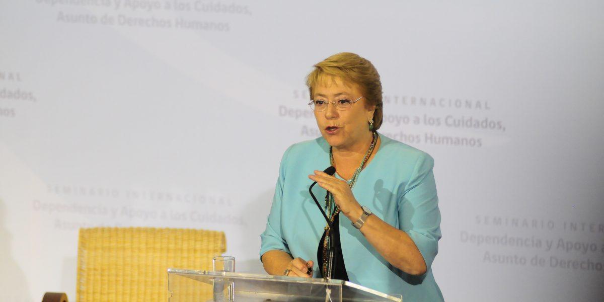 Bachelet: actual modelo de pensiones es