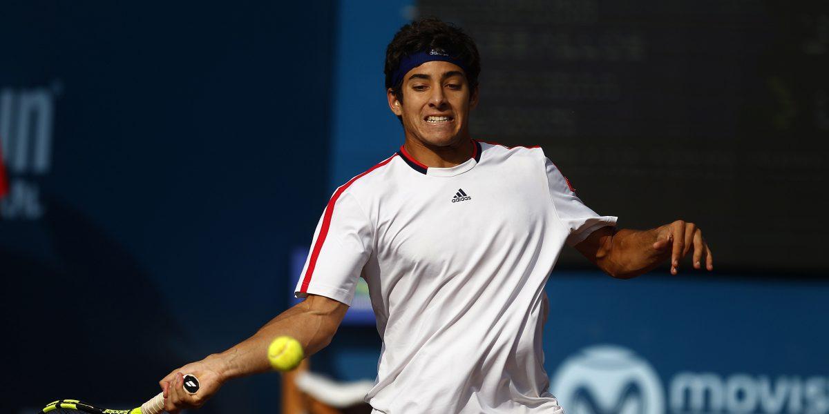 Garín ganó en el Challenger de Bangkok 2 y clasificó a cuartos de final
