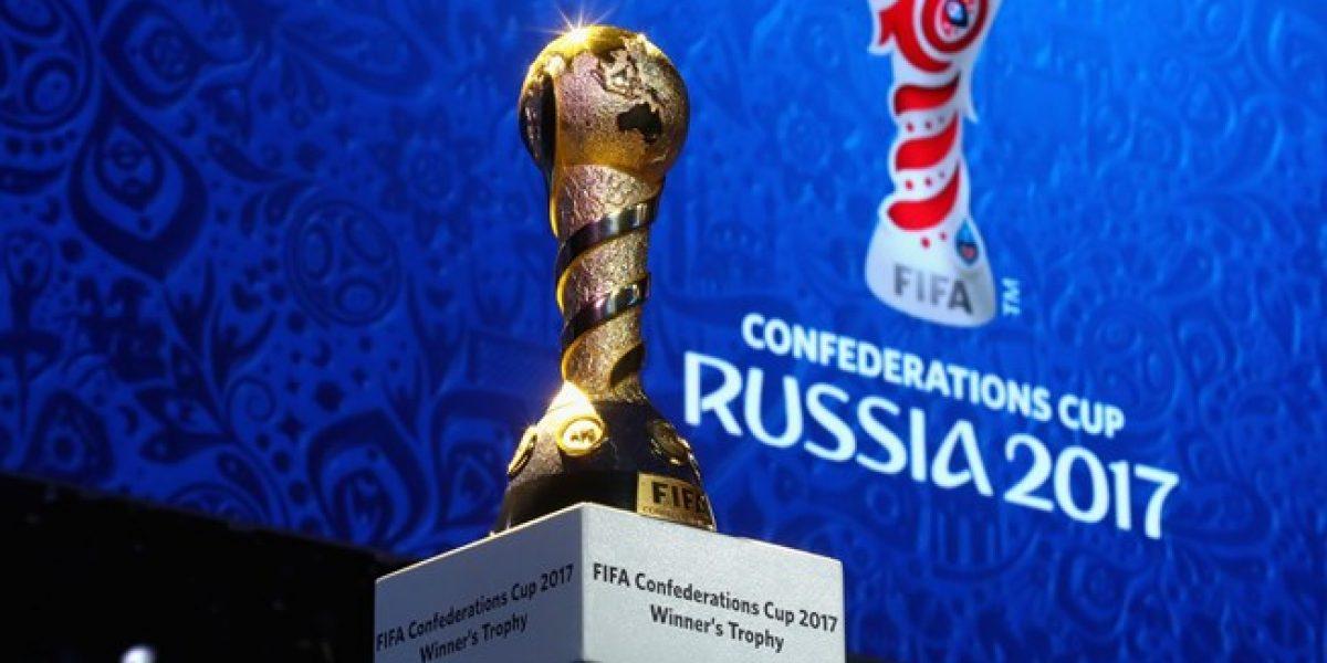 Así se juega la Copa Confederaciones: El calendario y las fechas del torneo