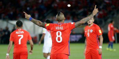 Revisa la tabla de goleadores de las Clasificatorias para Rusia 2018