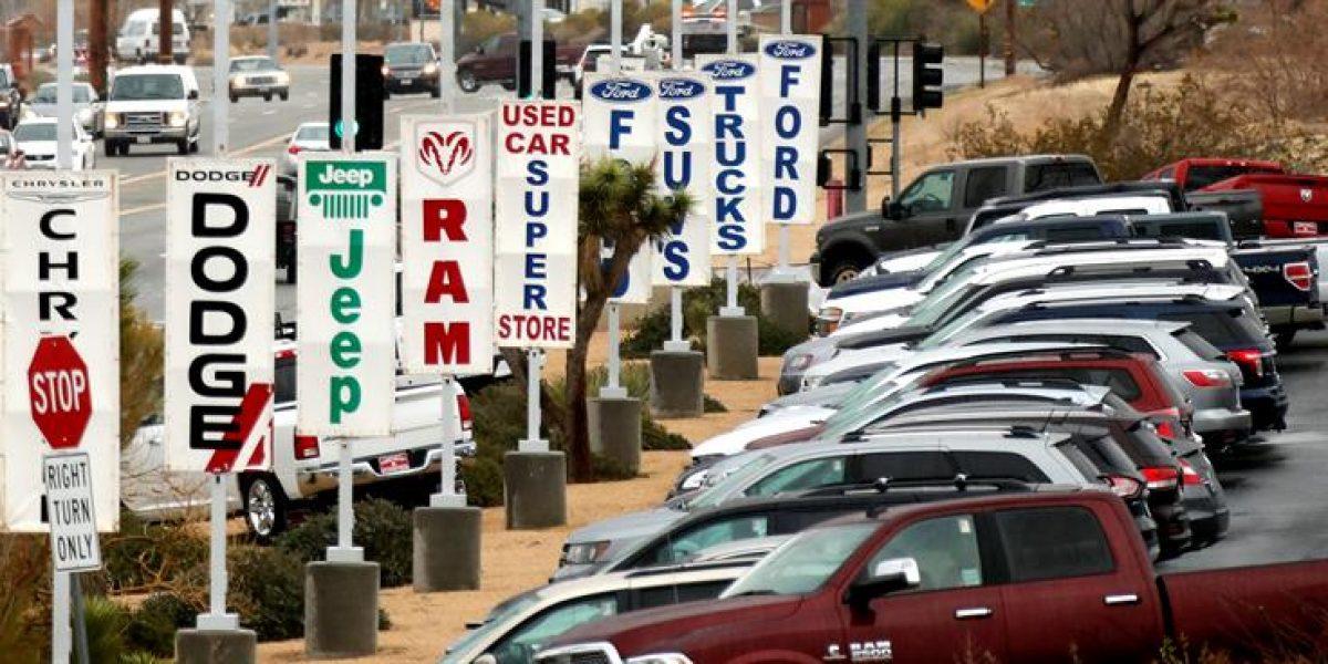 Grupo Fiat-Chrysler niega acusaciones de trucaje de sus emisiones