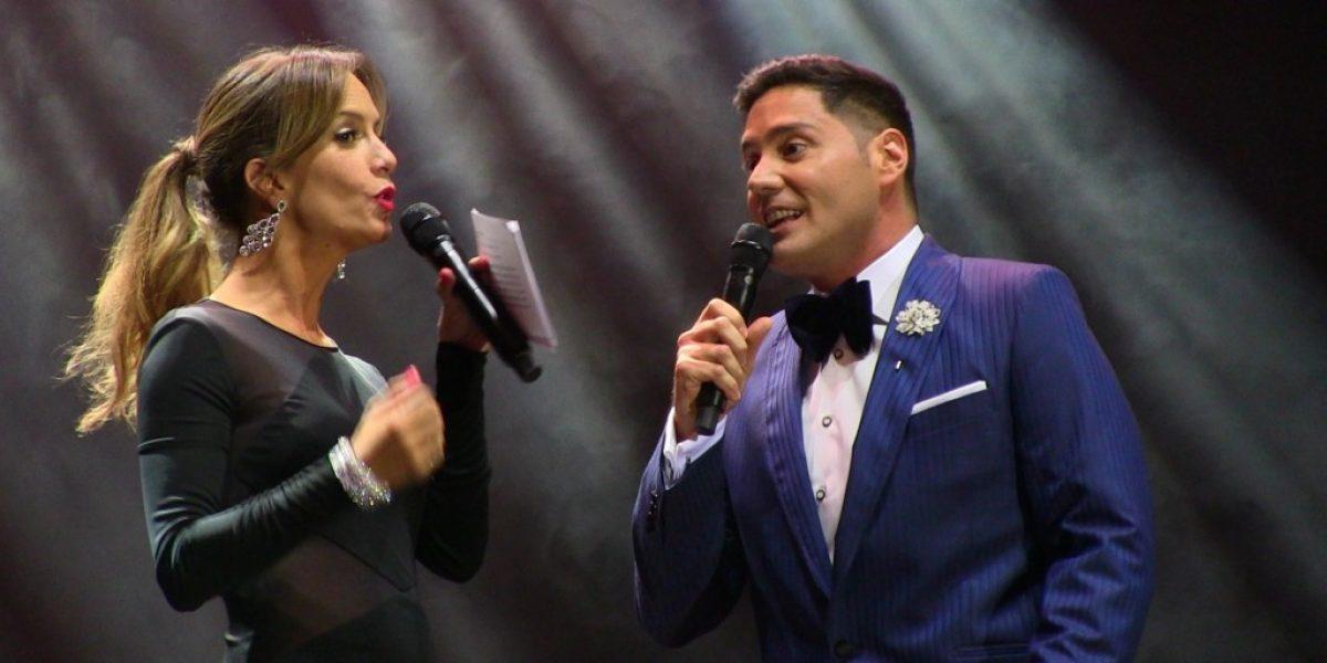 """Diana Bolocco y """"Pancho"""" Saavedra debutarán como dupla televisiva"""