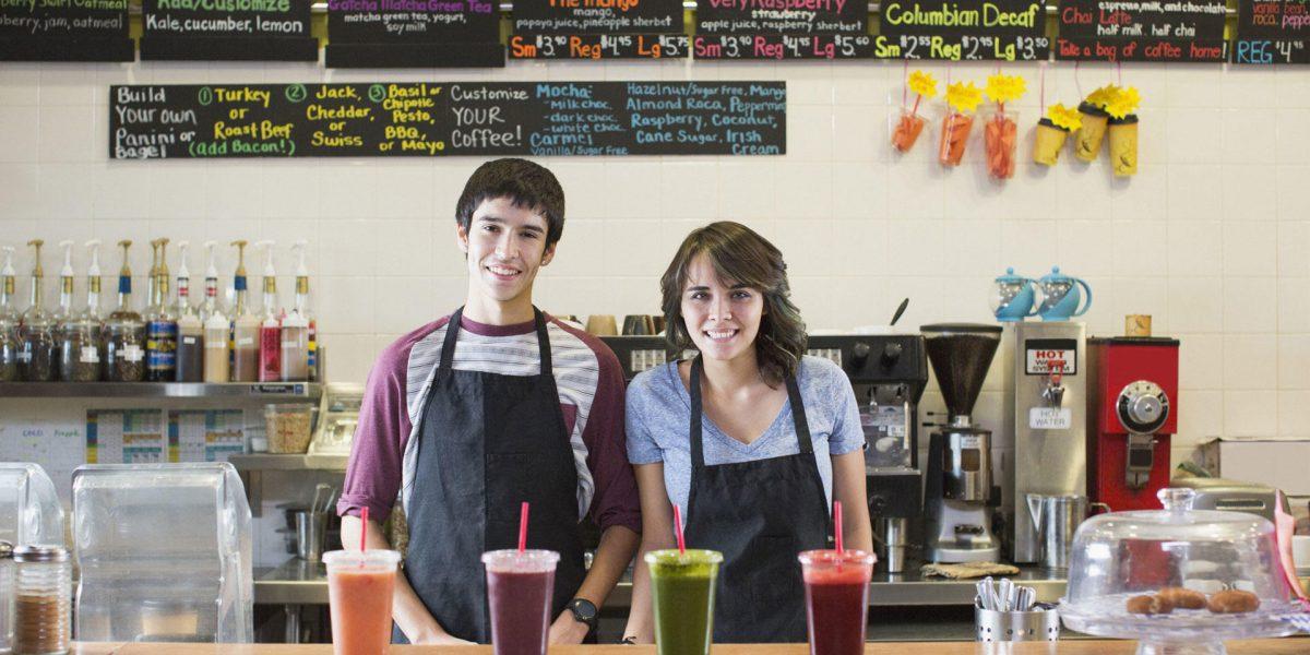 Trabajos de Alabama para adolescentes