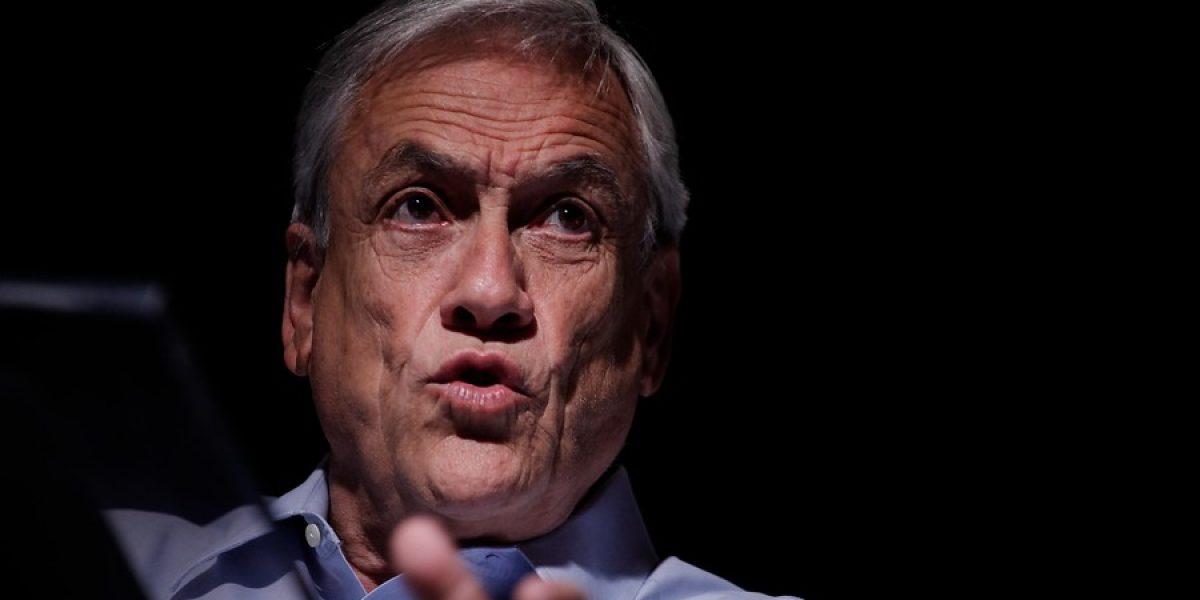 Piñera: el Estado de Derecho en La Araucanía se ha ido debilitando