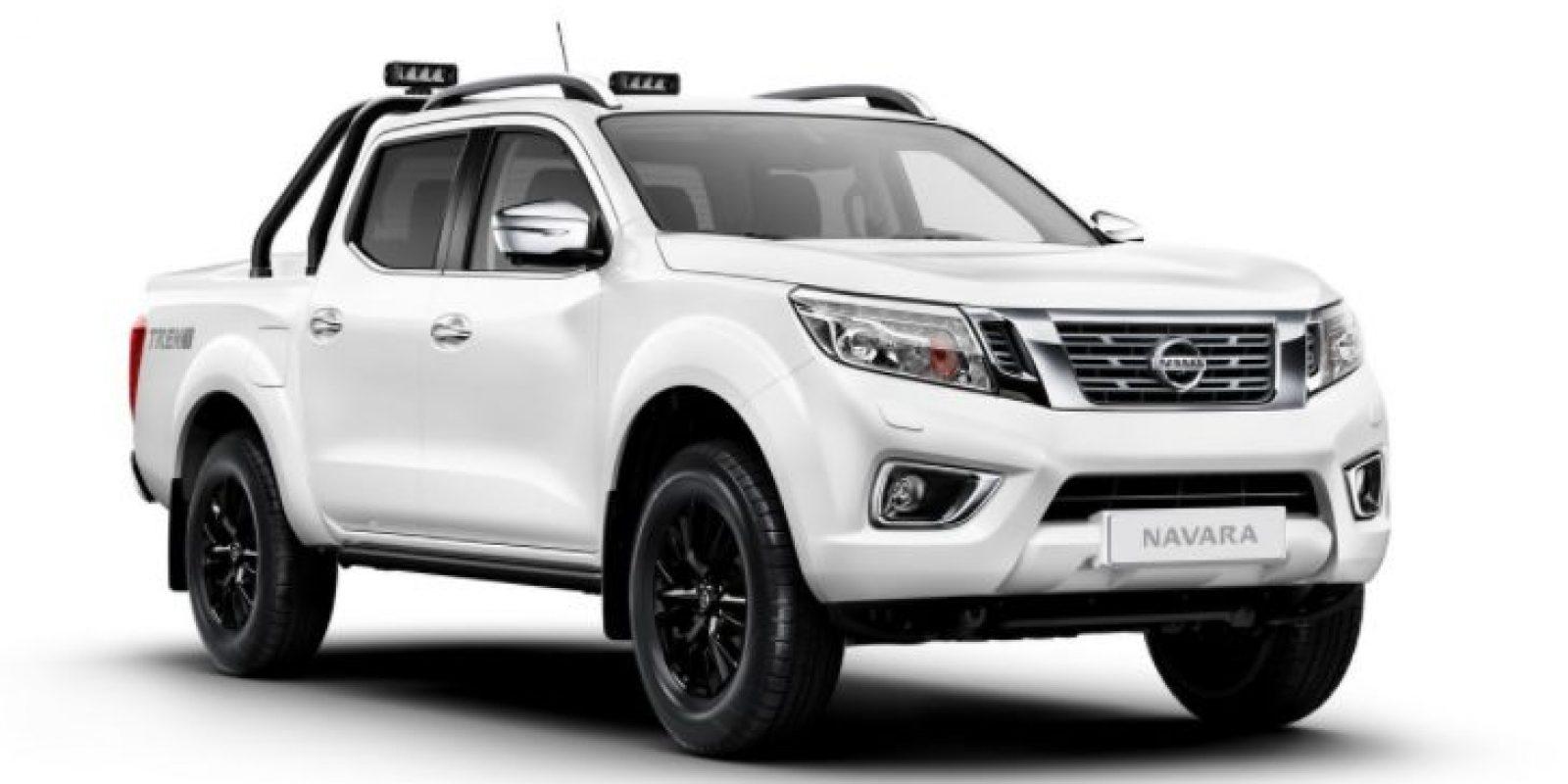 La edición especial de la Nissan NP300 | Publimetro Chile