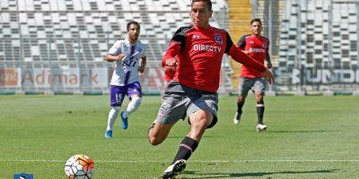 Colo Colo gana amistoso marcado por gol de Mark González