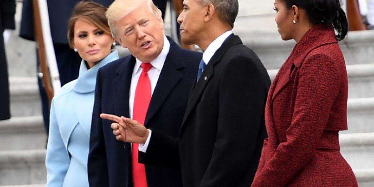 MUNDO   Traspaso de poder también en Twitter: Obama entrega cuenta oficial a Trump