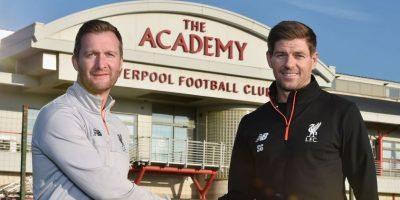 Gerrard vuelve a Liverpool