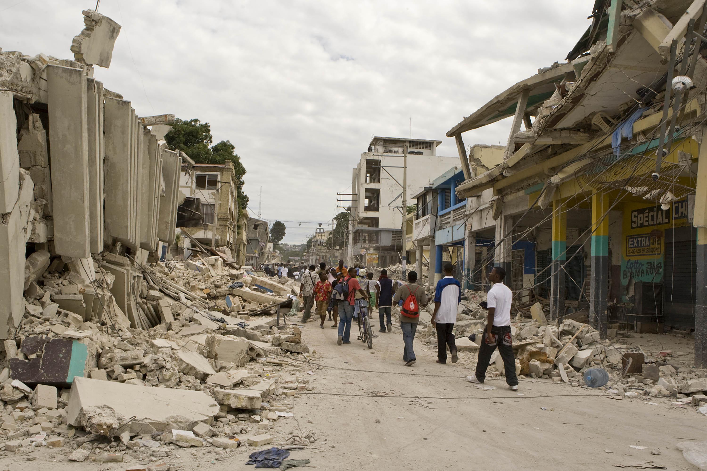 Desastres naturales en Latinoamérica