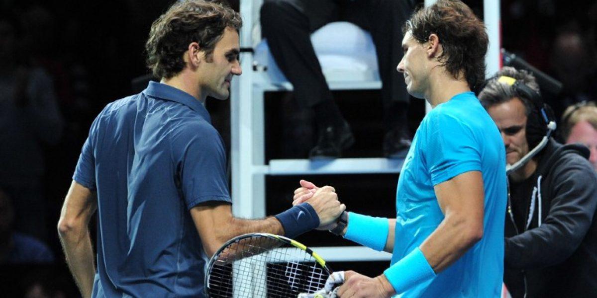 Los duelos que marcaron la rivalidad entre Federer y Nadal
