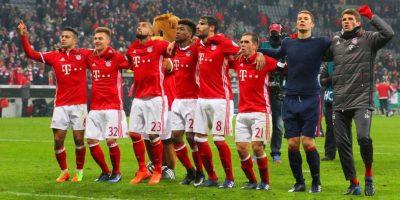 Arturo Vidal vuelve al gol en victoria del Bayern Munich