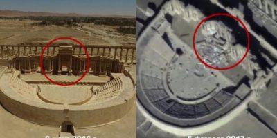 Fuerzas del Ejército sirio, a solo 20 kilómetros de Palmira
