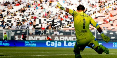 Enrique Osses explica de quién fue finalmente el gol de Colo Colo