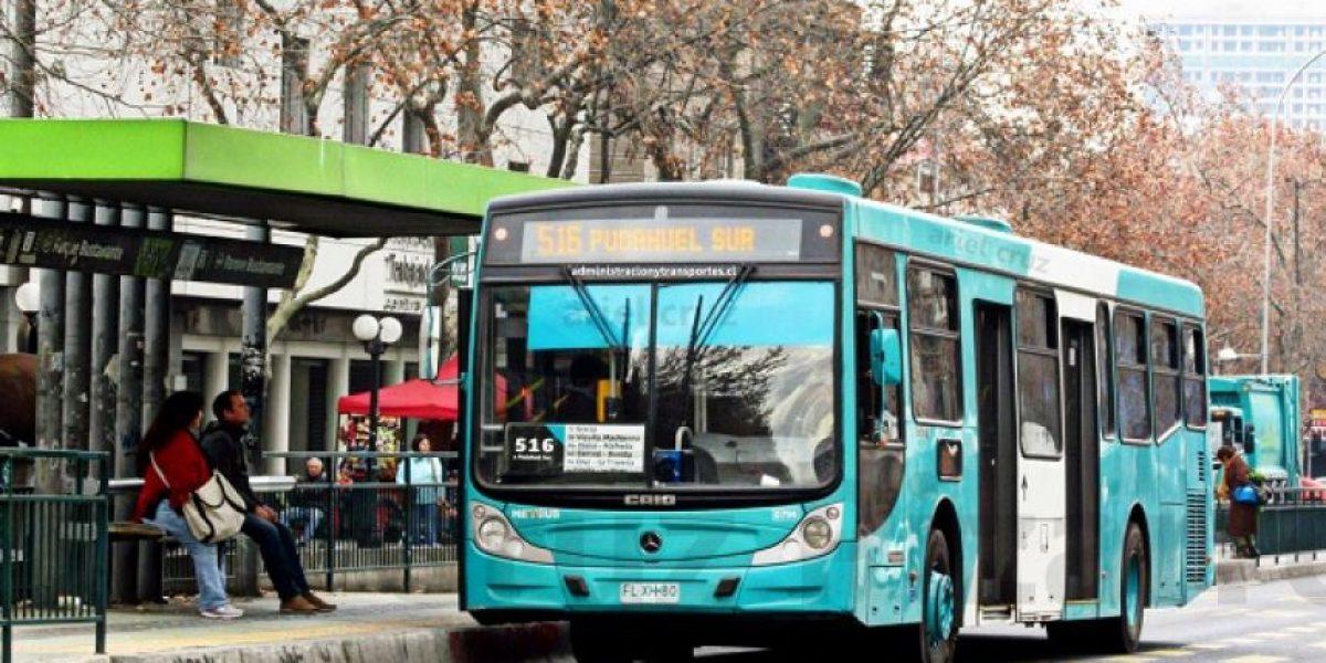 Santiago tendría el mejor transporte público de latinoamérica