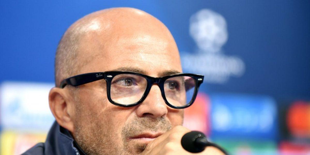Sampaoli y los rumores con Barcelona: