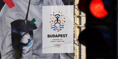 Budapest podría bajarse como candidata para organizar los JJ.OO. de 2024