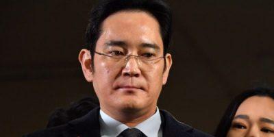 Samsung cae en Bolsa tras anunciarse la detención de su heredero