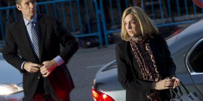 España: justicia absuelve a infanta Cristina y manda a prisión a su esposo