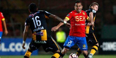 Fernando Meneses quiere llegar a su mejor versión en Unión: