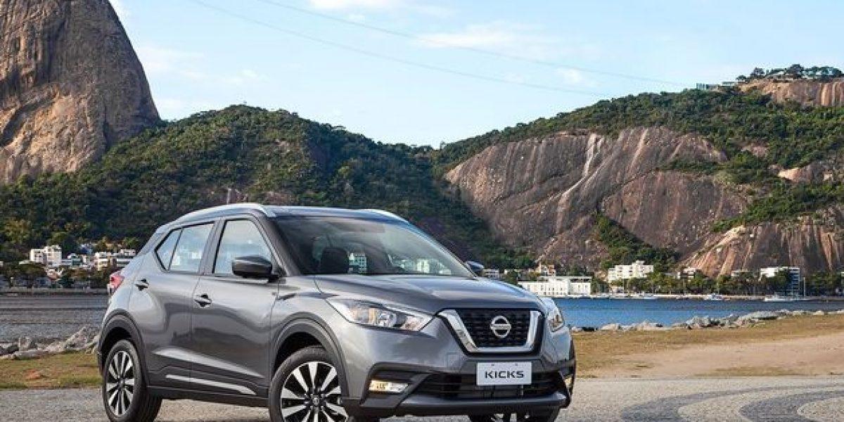 Nissan Kicks es el crossover más premiado de la marca japonesa en Latonoamérica