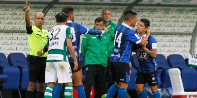 Jorge Osorio no dirigirá en la tercera fecha tras polémico arbitraje