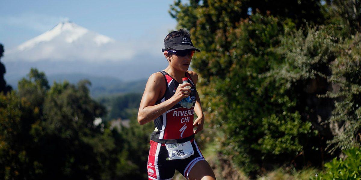 Bárbara Riveros logró medalla de plata en Australia