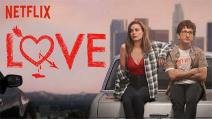 Love S02E03 – While You Were Sleeping