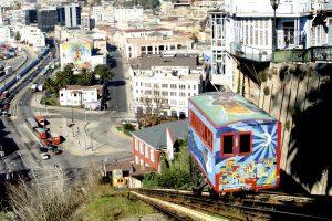 En Valparaíso los ascensores se restauran