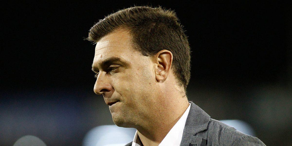 Los problemas que han marcado la carrera de Pablo Guede como entrenador