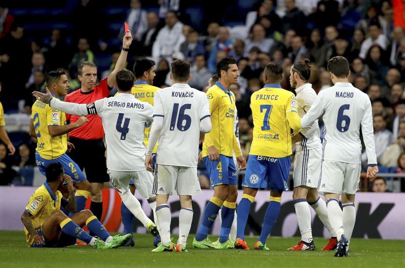 La expulsión de Bale / EFE