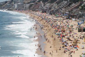 Más de 1,6 millones de extranjeros visitaron Chile en enero y febrero