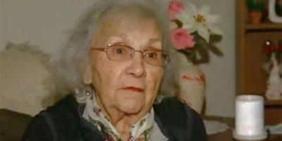 Una anciana que fue asaltada evitó ser violada con un ocurrente comentario