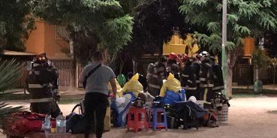 Joven muere tras consumir cianuro en Quilicura: otras ocho personas intoxicadas