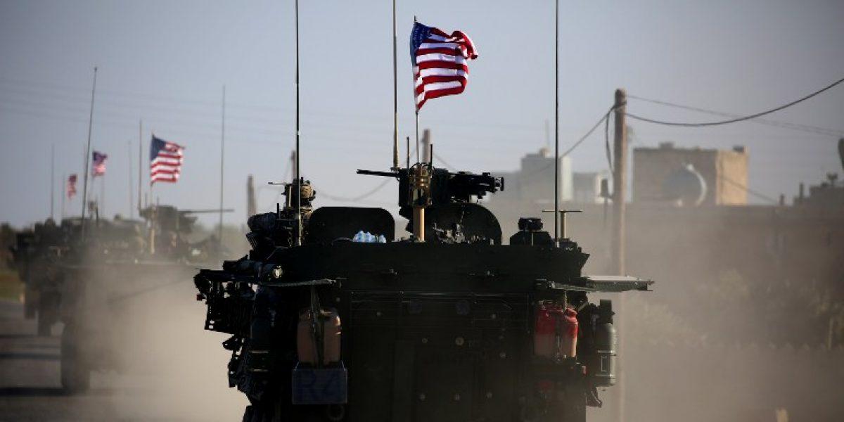 Siria, EEUU