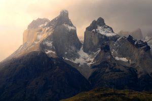 Se cierran circuitos de montaña en Torres del Paine por precipitaciones