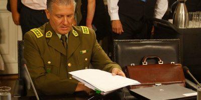 Fiscal de Santiago se integra al equipo investigativo — Fraude en Carabineros