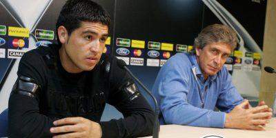 Riquelme confiesa porqué se peleó con Pellegrini en Villarreal