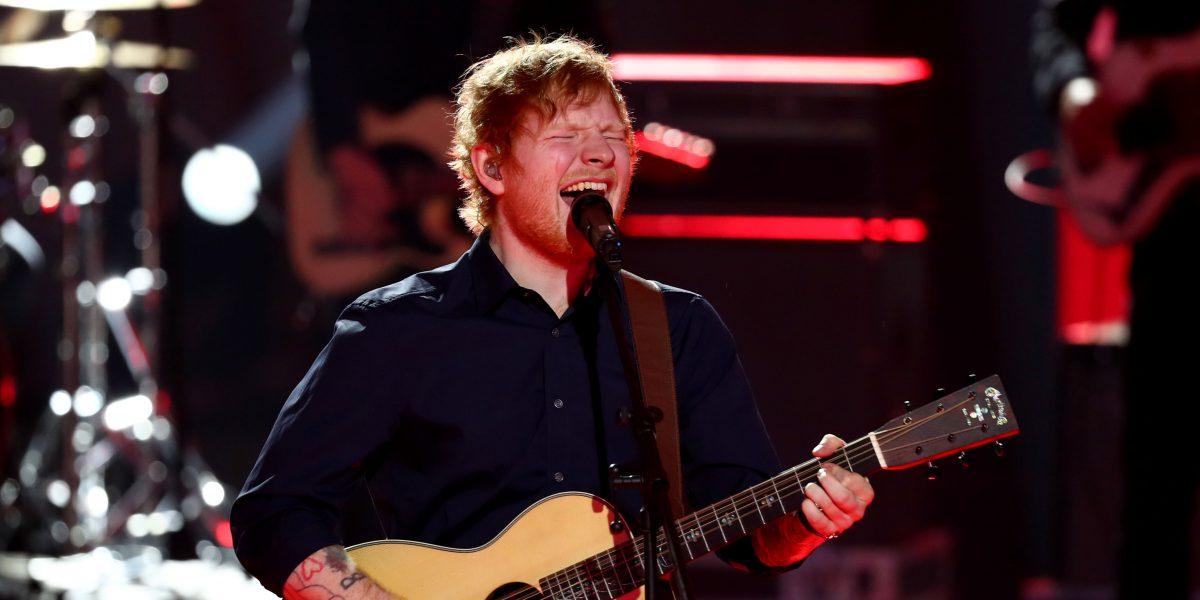 """Ed Sheeran actuará en la próxima temporada de """"Game of Thrones"""""""