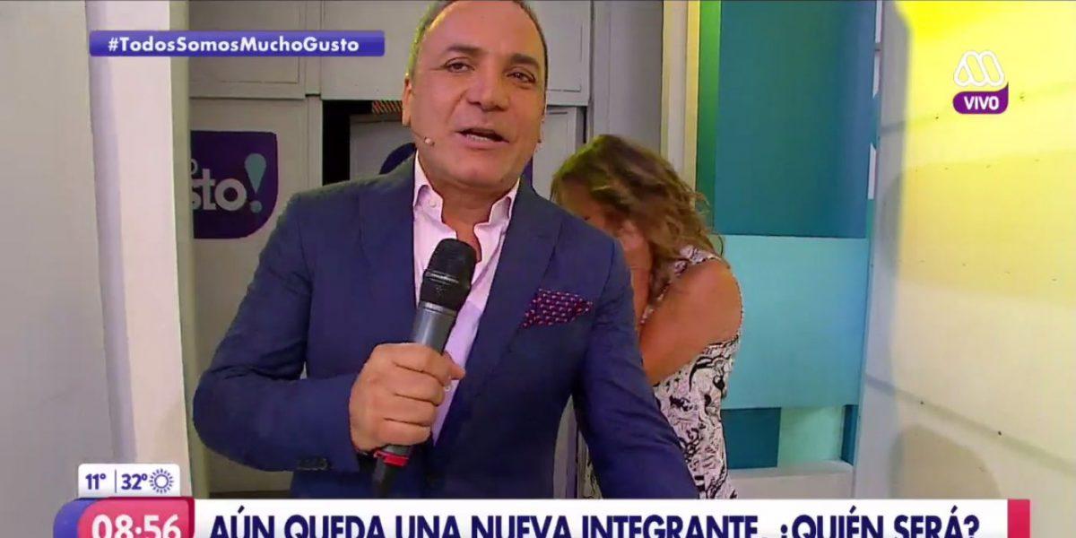"""El matinal """"Mucho Gusto"""" de Mega tiene dos nuevas panelistas"""