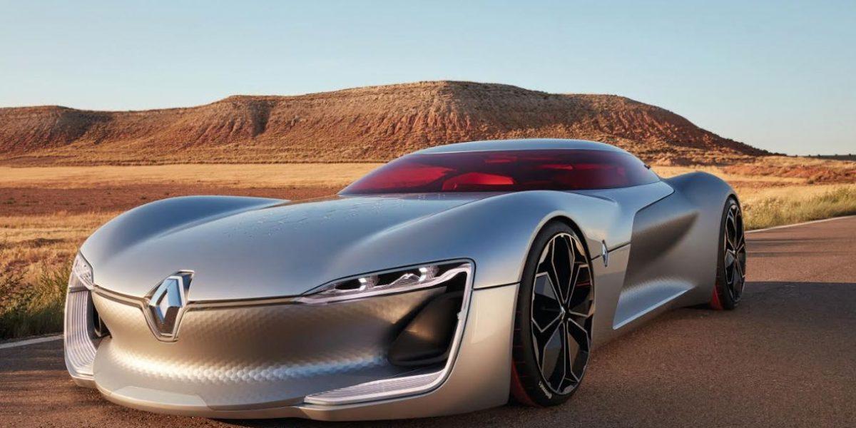 """Renault Trezor fue reconocido con el premio """"Concept Car Design"""""""