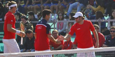 Nicolás Massú confirmó la nómina de Chile para enfrentar a Colombia en la Copa Davis