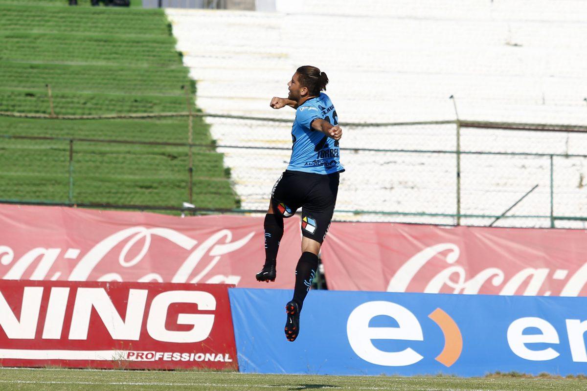 © KARIN POZO/PHOTOSPORT. Imagen Por: Diego Torres (Deportes Iquique) / Photosport