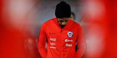 Valdivia y Carmona vuelven a la selección para partidos Argentina y Venezuela