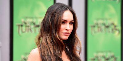 Megan Fox se luce con infartante sesión para marca de ropa interior