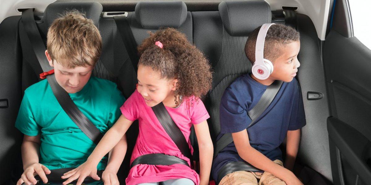 El sistema de retención infantil para autos más compacto del mundo se vende en Chile